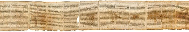Book from Isaiah in the Dead Sea Scrolls